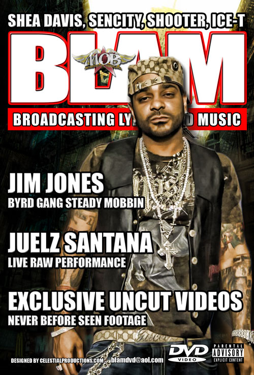 Blam Dvd Jim Jones