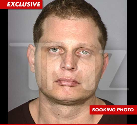 Scott Storch caught with that booger sugar out In Las Vegas, Arrested On Cocaine Possession Charge