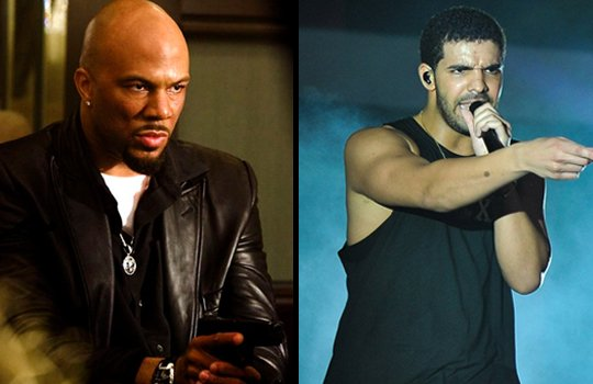 Common Confirms He Beef was squashed With Drake At Grammy Awards