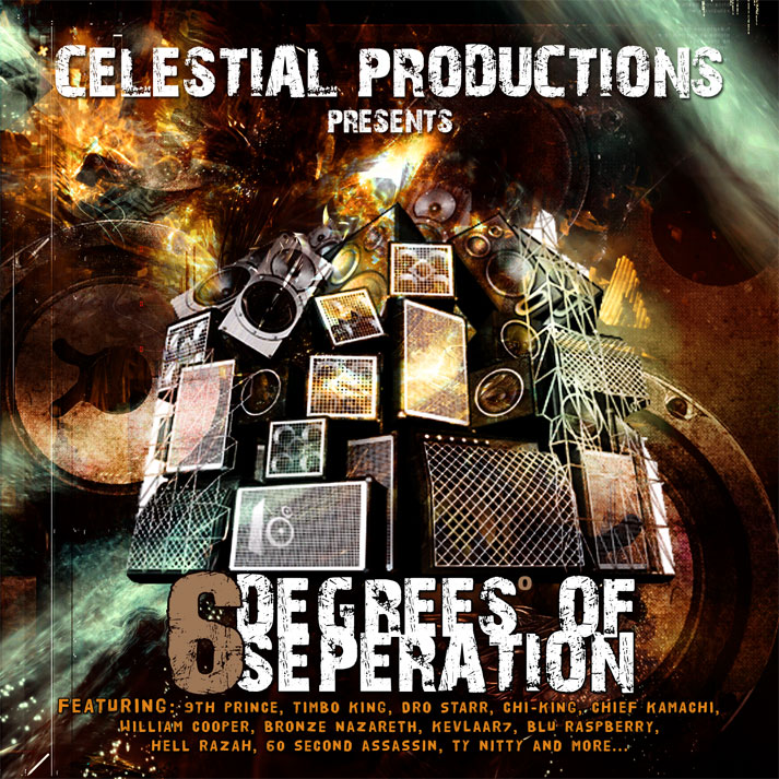 Kevlaar 7 LEAK - Round & Round Ft, Bronze Nazareth (Prod. by Conz & Kevlaar 7) from the upcoming album 6 Degrees of Seperation