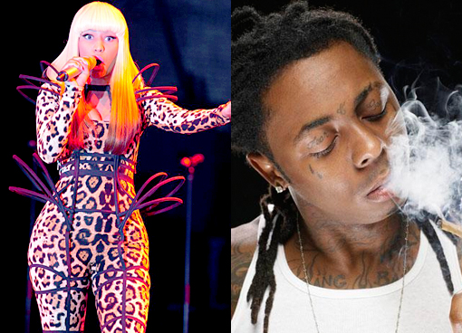 WHAT in thee ENTIRE fuck?! Florida Literacy Company Names Nicki Minaj and Lil Wayne Teacher's of the Year...