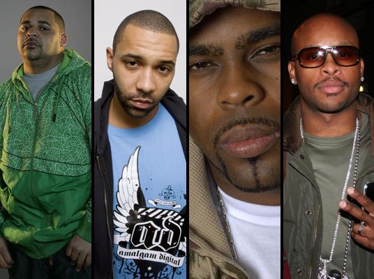 Slaughterhouse Tour : Episode 2 (Ft. Eminem, Kanye West, ASAP Rocky, AraabMUZIK, MC Hammer