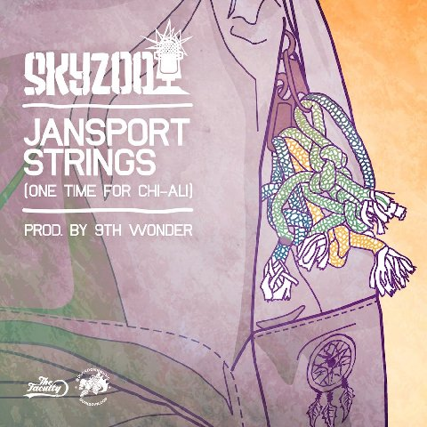 "Skyzoo - ""Jansport Strings""- Lead Single off A Dream Deferred LP"
