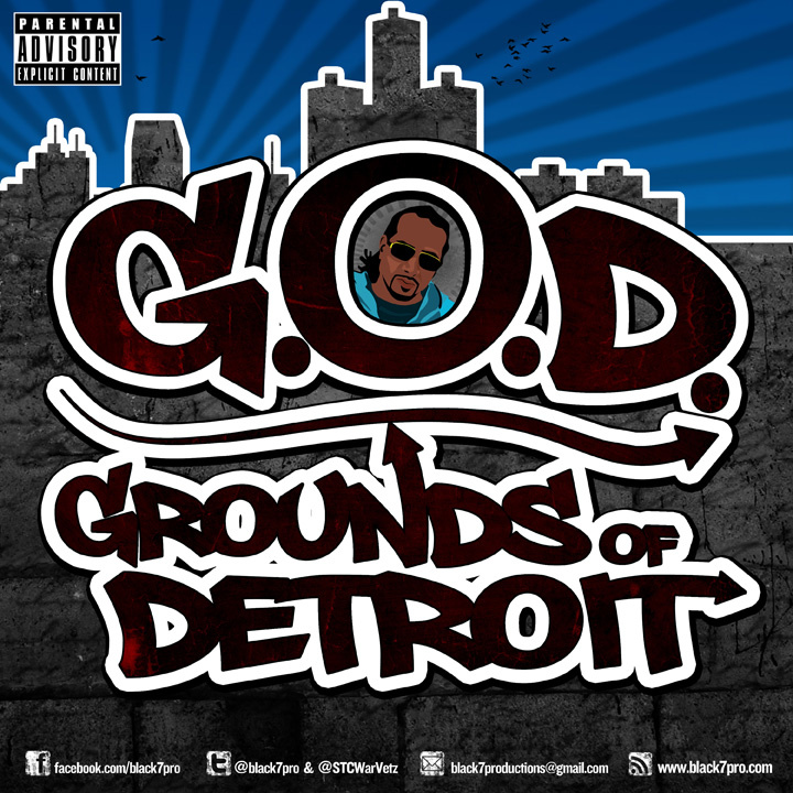 LORD JESSIAH – G.O.D. GROUNDS OF DETROIT REVIEW