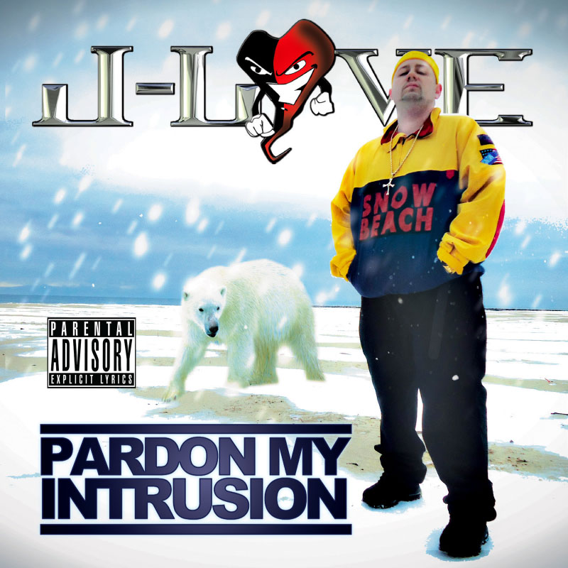 J- Love – Pardon the Intrusion LP Review