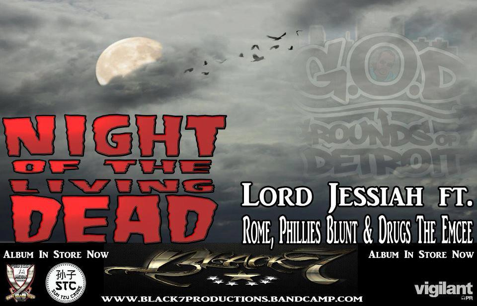 GOD CIPHER DIVINE/BEAT & VERSE COMBINE: LORD JESSIAH