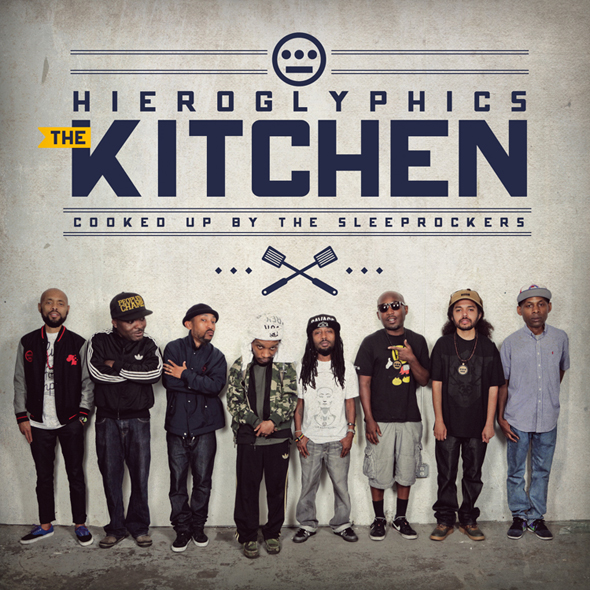 HIEROGLYPHICS – THE KITCHEN Review