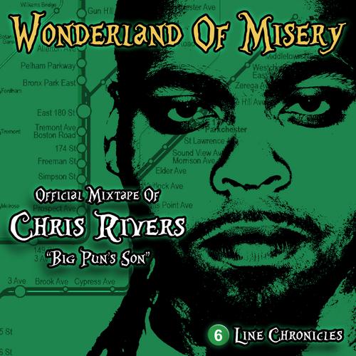 CHRIS RIVERS – WONDERLAND OF MISERY Mixtape Review