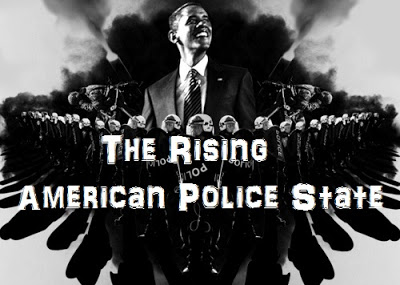 The Rising American Police State