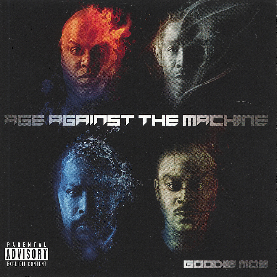 GOODIE MOB – AGE AGAINST THE MACHINE Review
