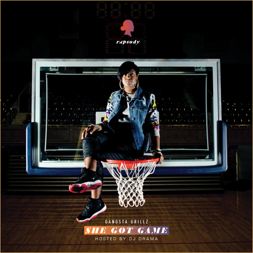 RAPSODY – SHE GOT GAME Mixtape Review