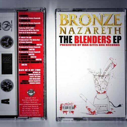 "New Bronze Nazareth!! Cop the ""Blenders"" EP NOW!!"