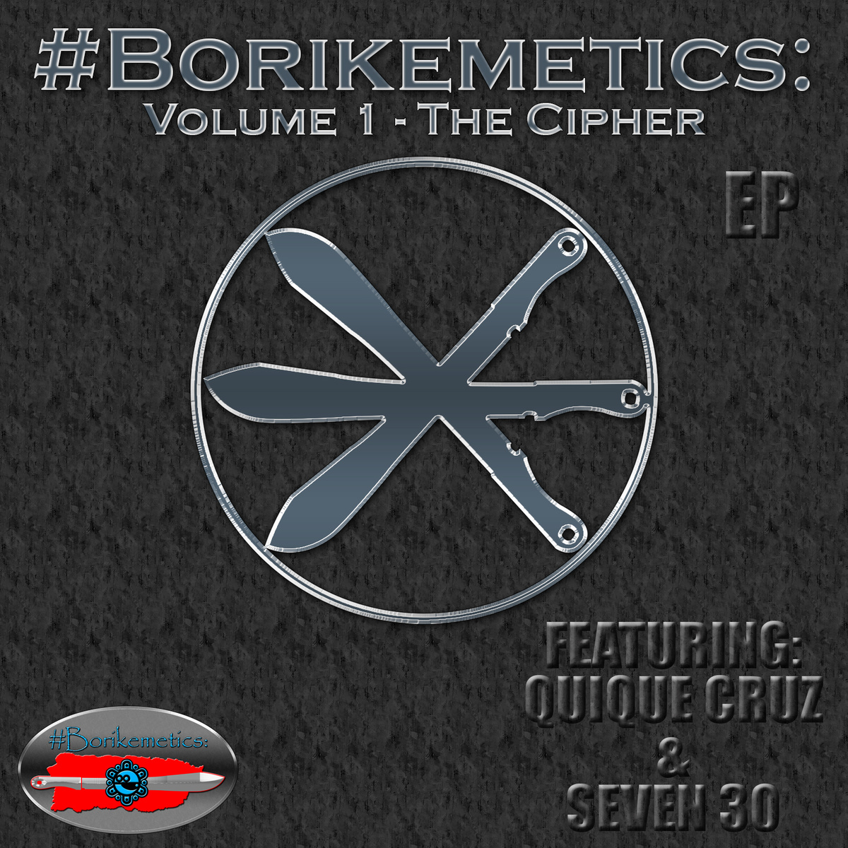 #BORIKEMTICS – Volume 1: The Cipher EP Review