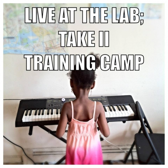FAME LABS PRESENTS LIVE AT THE LAB; TAKE II: TRAINING CAMP EP Review