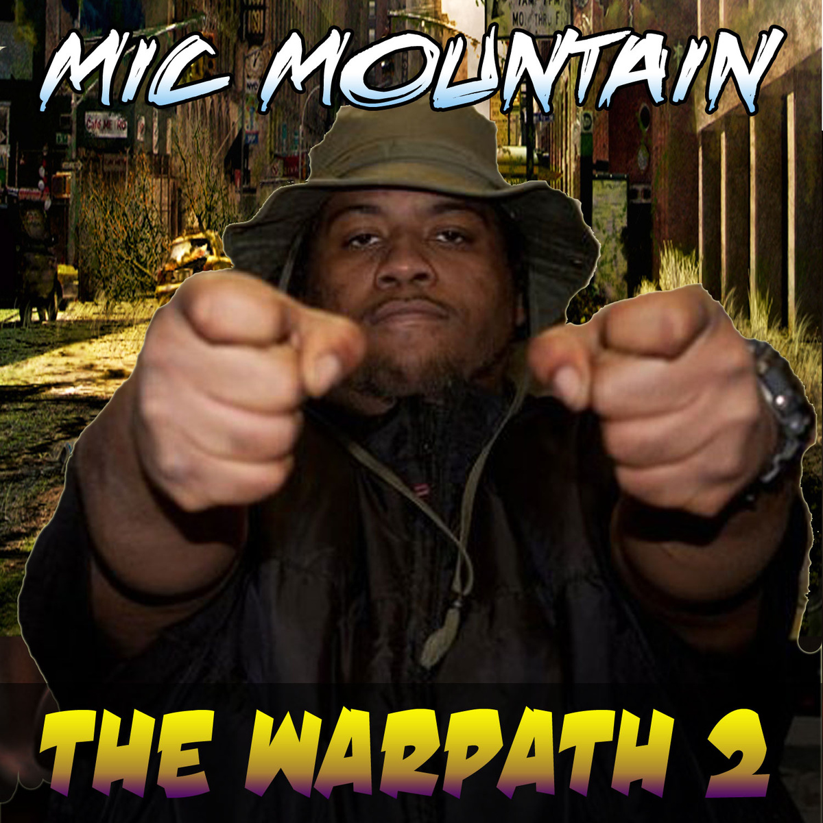 MIC MOUNTAIN – THE WARPATH LP 2 Review