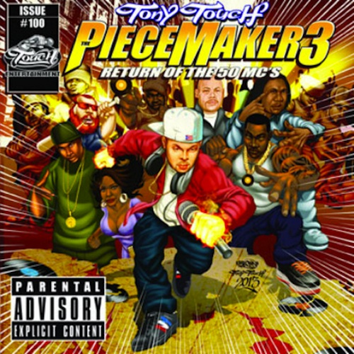 The Producer Comp LP Review featuring Statik Selektah x Tony Touch x Marco Polo x Kid Tsunami x Endemic