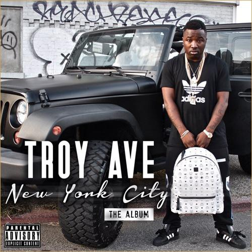 TROY AVE – New York City: The Album Review