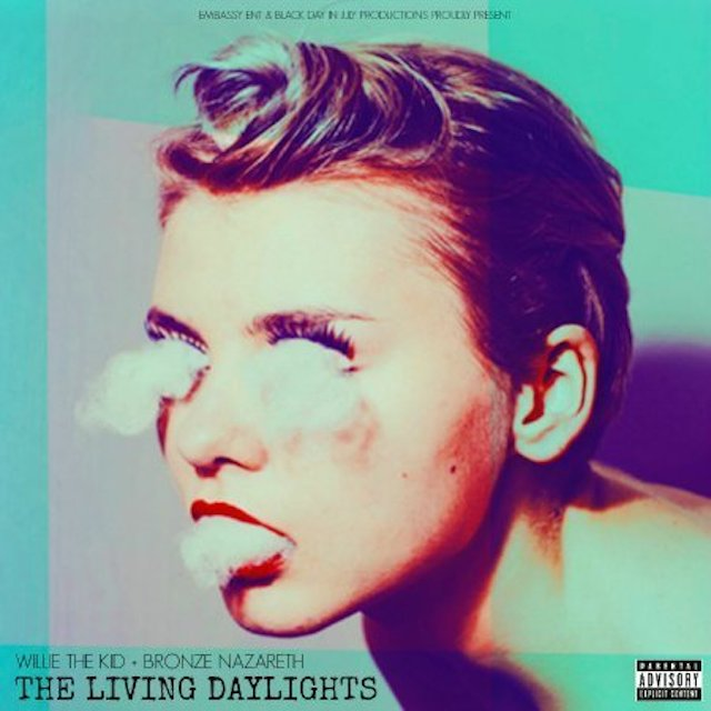 "Willie The Kid & Bronze Nazareth hit the world with, ""The Living Daylights"" LP"