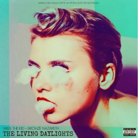 WILLIE THE KID & BRONZE NAZARETH – THE LIVING DAYLIGHTS Review