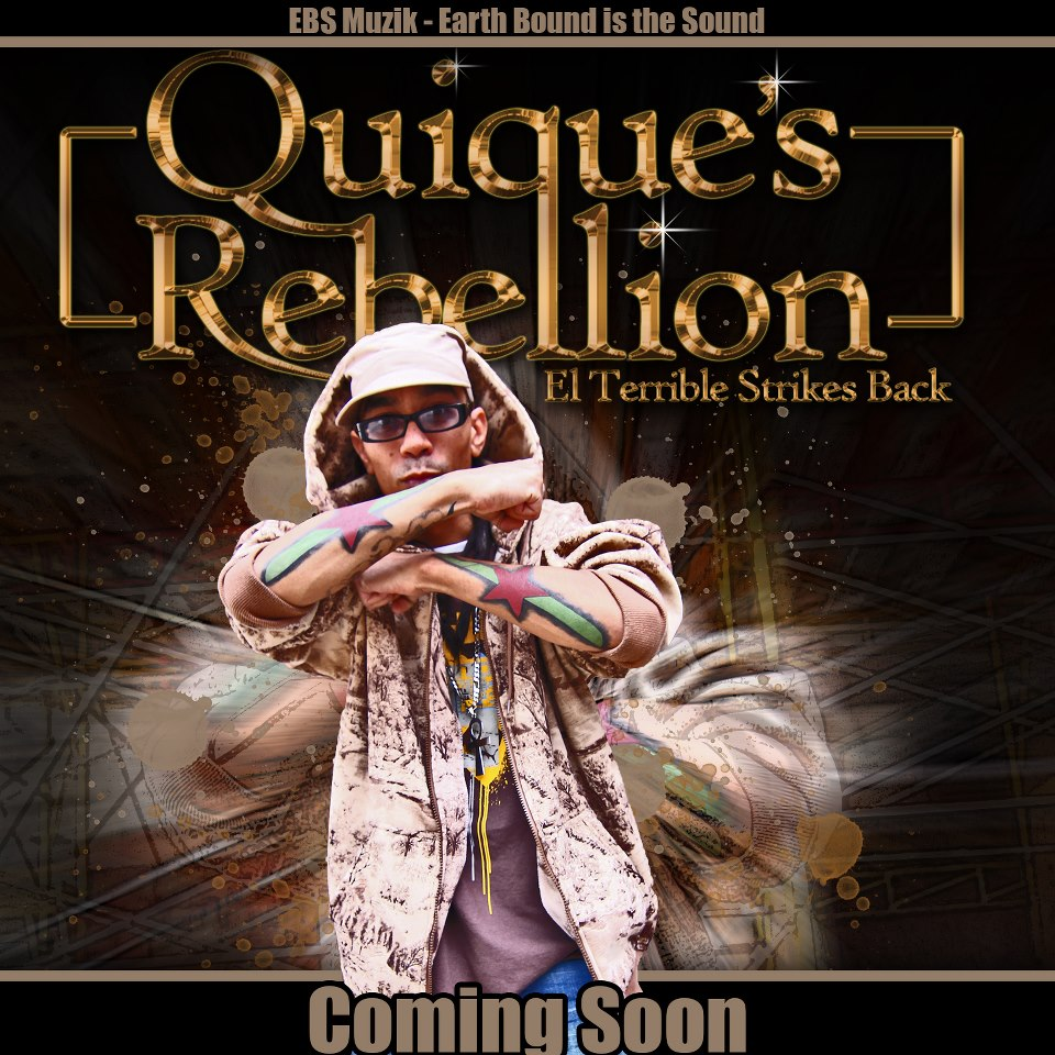 QUIQUE CRUZ (BO'KEM ALLAH) – QUIQUE'S REBELLION Review