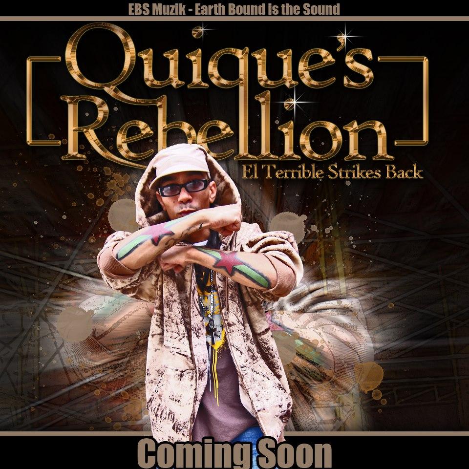 QUIQUE CRUZ – QUIQUE'S REBELLION Review