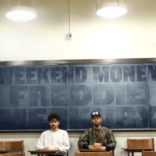 WEEKEND $ - FREDDIE MERKURY LP Review