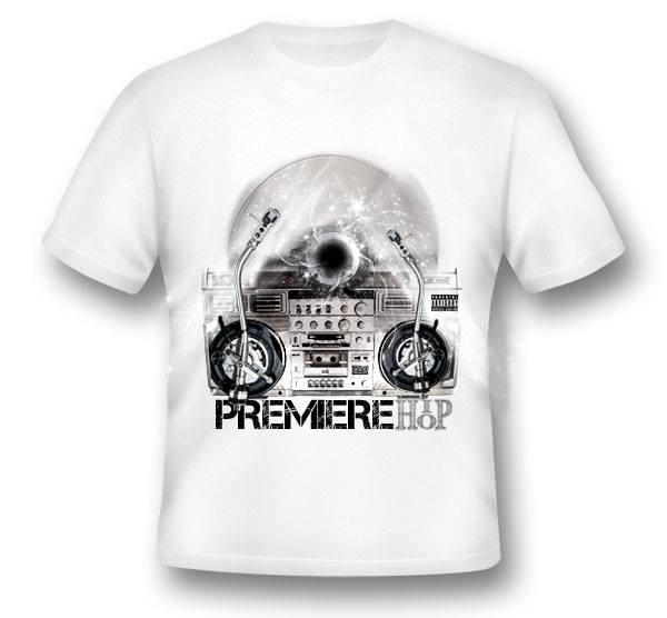 Premiere Hip Hop T-Shirts