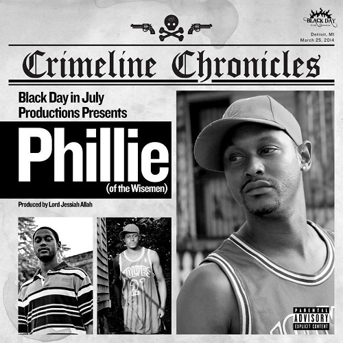 PHILLIE & LORD JESSIAH ALLAH – CRIMELINE CHRONICLES Review