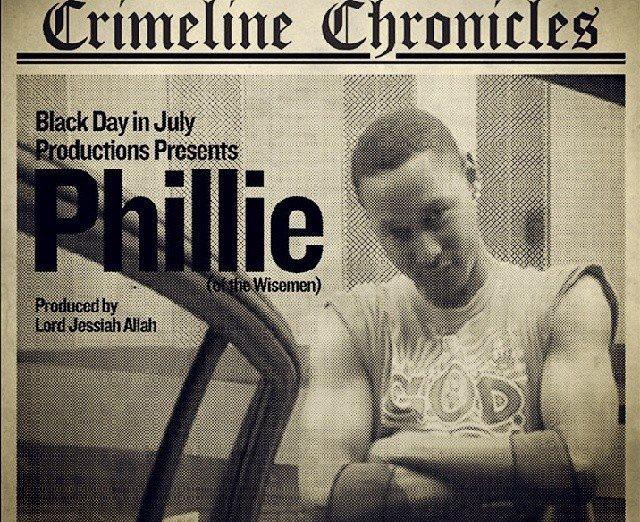 A CRIMELINE TOKE OF CHRONICLED SOUL: PHILLIE (of the Wisemen)