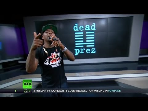 Dead Prez Performs 'Sacrifice' for the Cuban 5 | Breaking the Stage