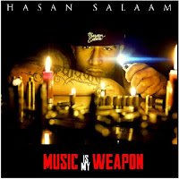 COMING SOON: HASAN SALAAM - LIFE IN BLACK AND WHITE LP