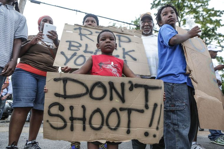 NATIONAL CALL TO ACTION: Mass Mobilization in Ferguson October 10th-13th