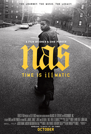 NAS: TIME IS ILLMATIC In Theatres and Available Online