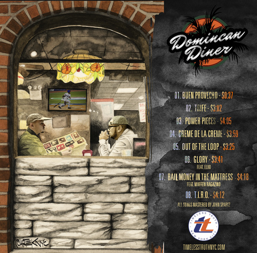 TIMELESS TRUTH – DOMINICAN DINER EP Review