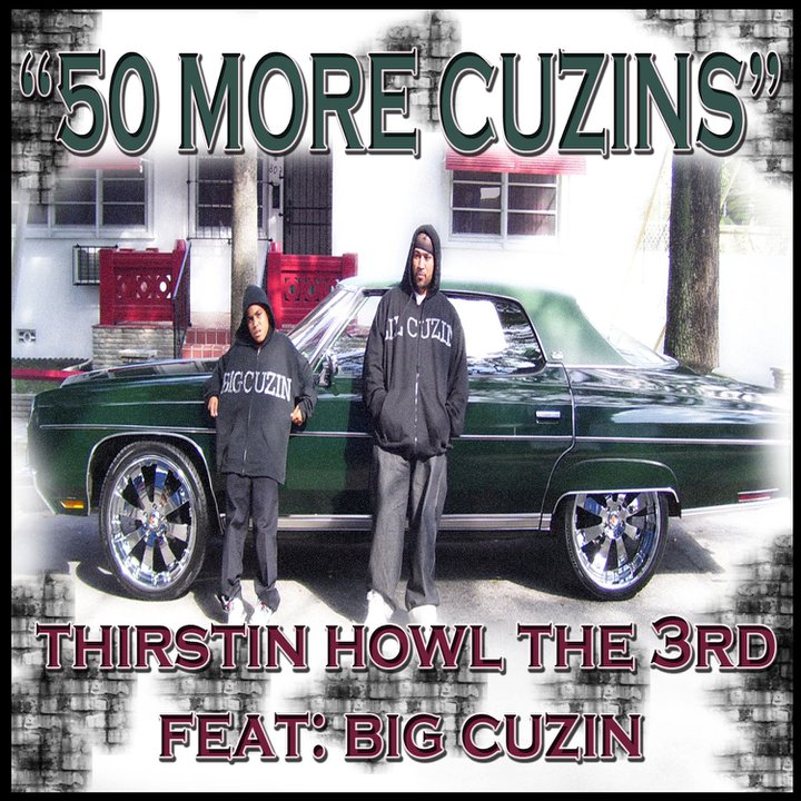 2011 ARCHIVE: THIRSTIN HOWL THE 3RD - NATURAL BORN SKILLER LP Review