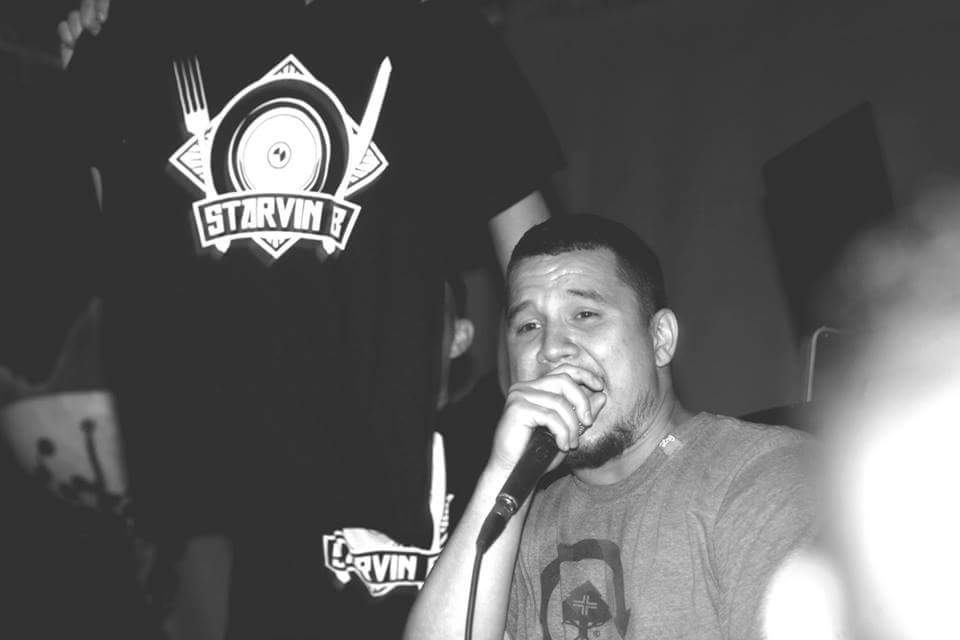 THE STARVIN B - STARVICIDE EP INTER-REVIEW