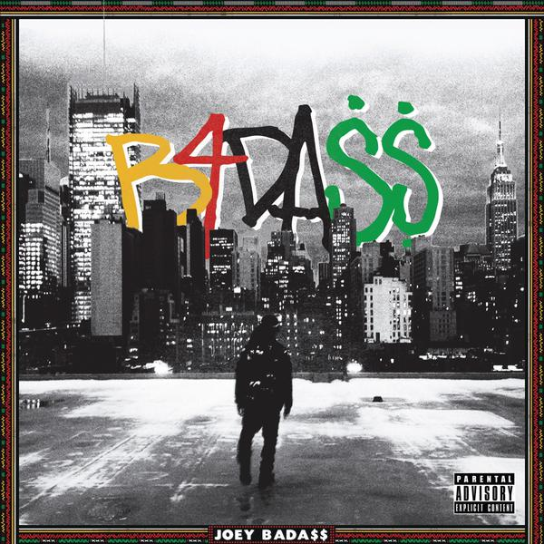 JOEY BADA$$ - B4.DA.$$ LP Review