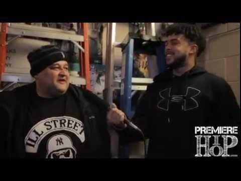 Willie Waze interviews super producer Domingo
