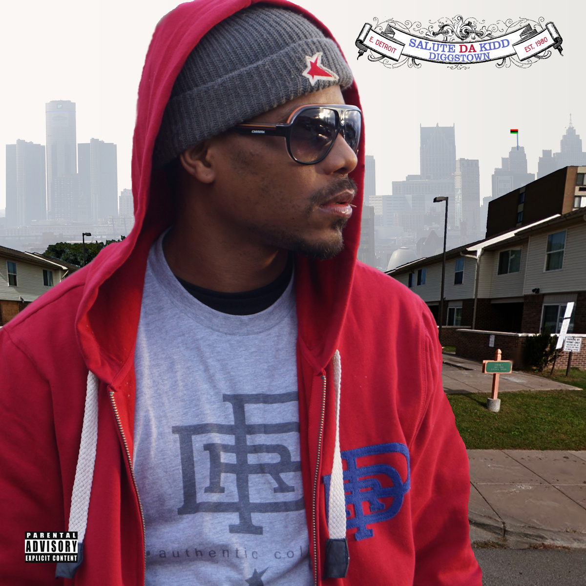 SALUTE DA KIDD – DIGGSTOWN LP Review