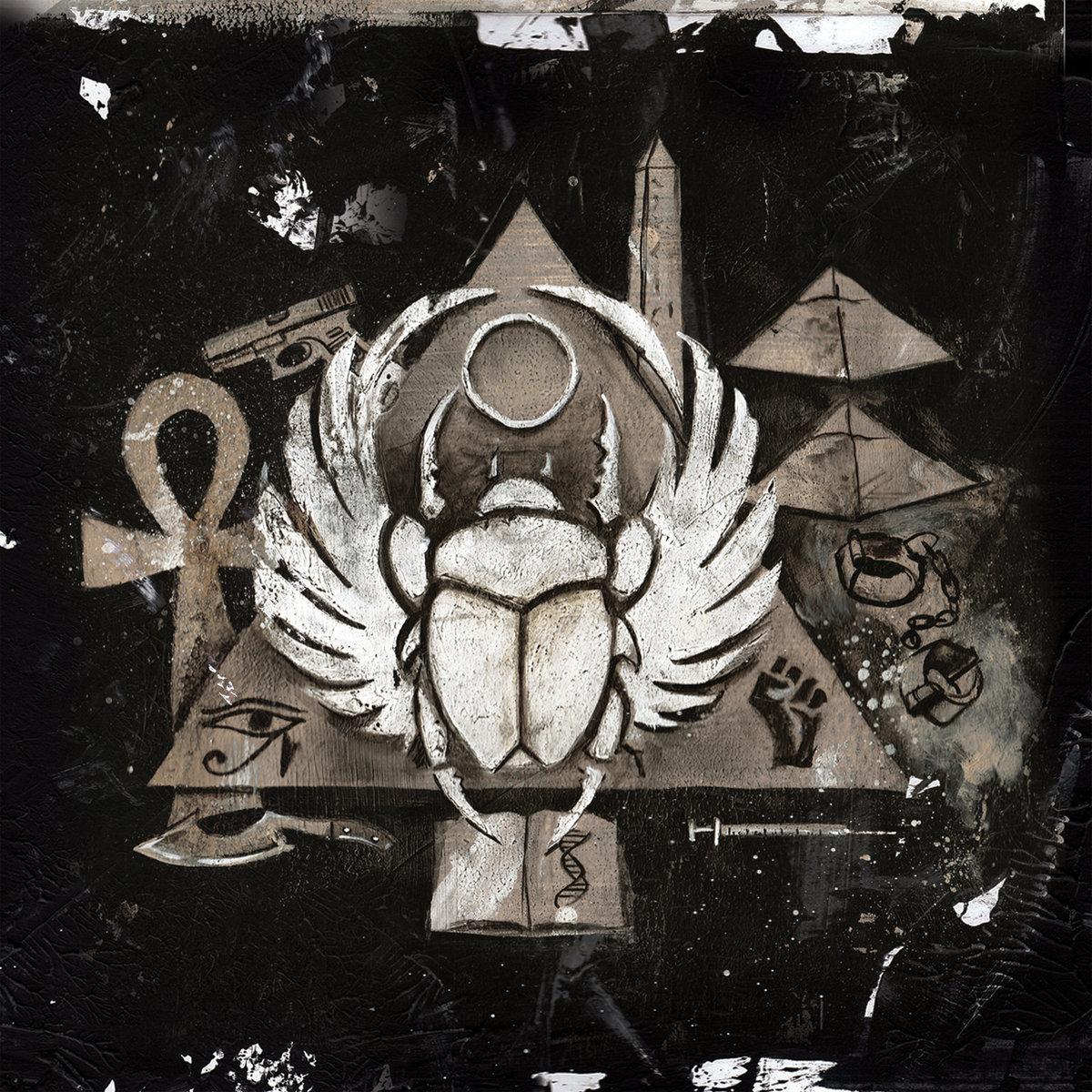 TRIPLE DARKNESS – DARKER THAN BLACK LP Review