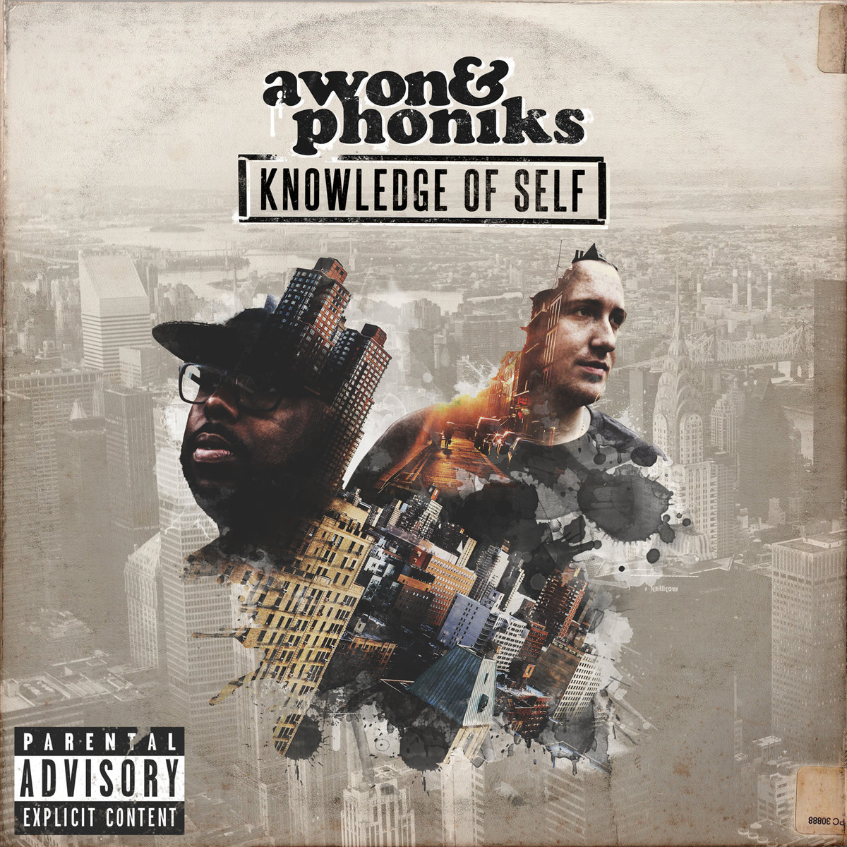 AWON & PHONIKS – KNOWLEDGE OF SELF LP Review