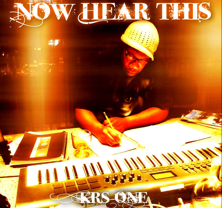 KRS-ONE – NOW HEAR THIS LP Review
