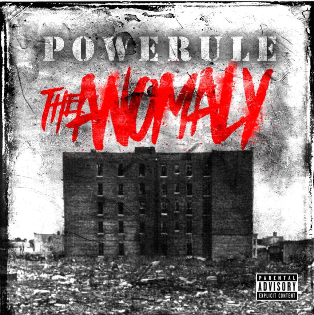 POWERULE – THE ANOMALY LP Inter-Review
