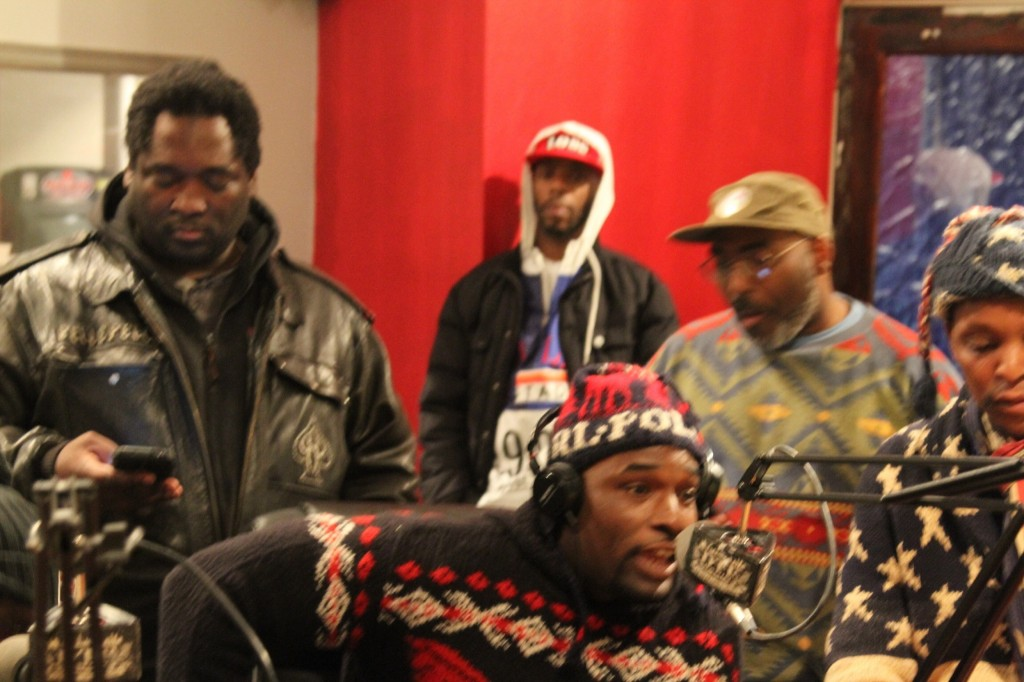 LO UNITED: THE LO LIFES MOVEMENT LIVE ON DA CYPHA SHOW