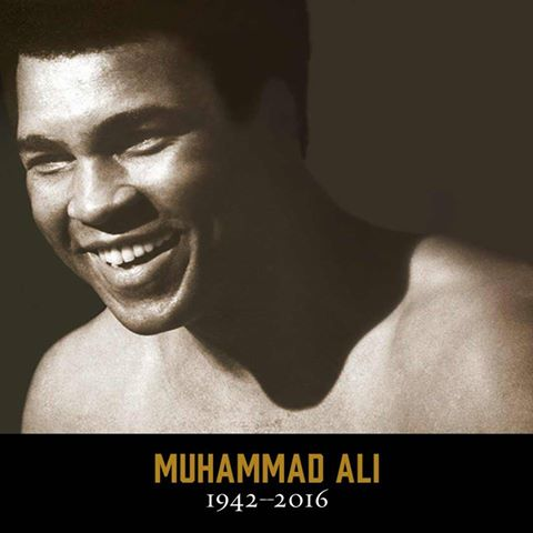 SUNSET STYLE: REMEMBERED IN PERFECTION MUHAMMAD ALI
