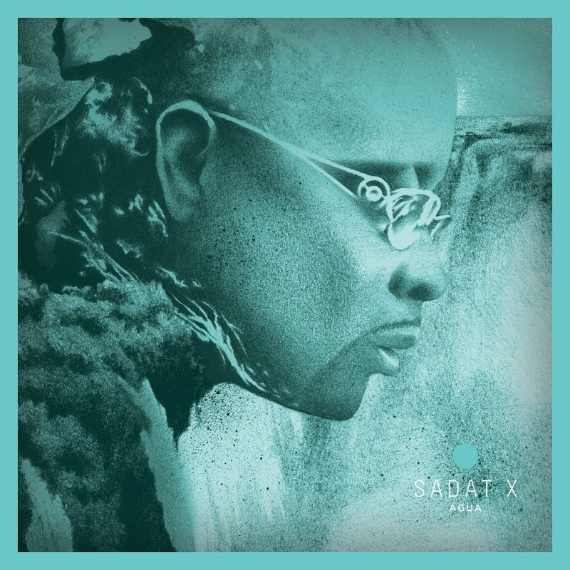 SADAT X – AGUA LP Review