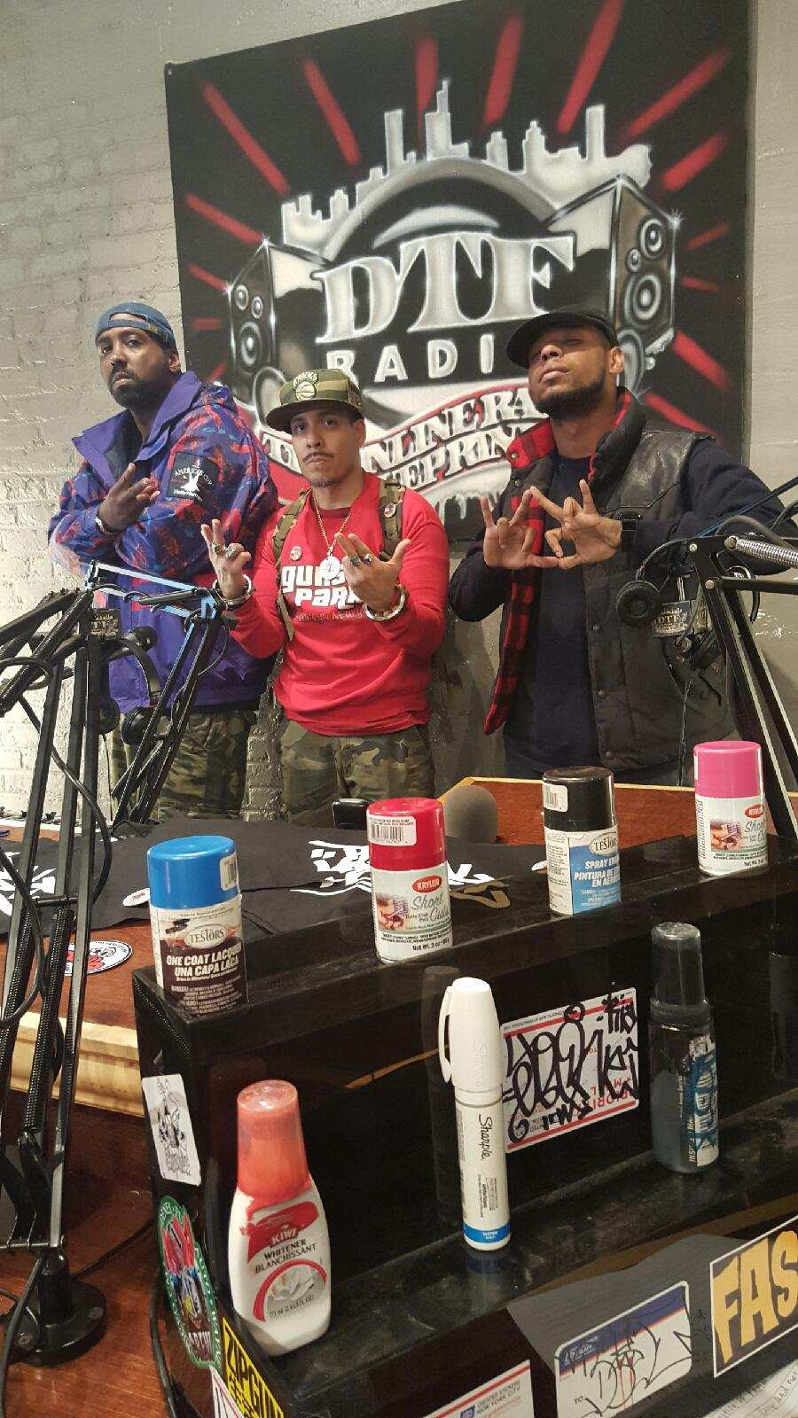THE PREMIEREHIPHOP.COM SHOW featuring SAV KILLZ & FRANK KNIGHT