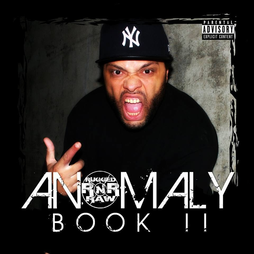 RUGGED N RAW - ANOMALY BOOK !! LP Review