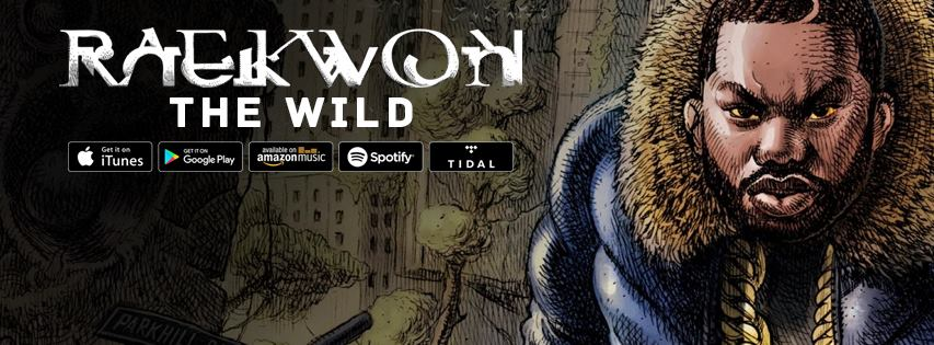 RAEKWON – THE WILD LP Review