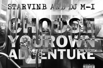 STARVIN B & DJ M-1 - CHOOSE YOUR OWN ADVENTURE EP Review